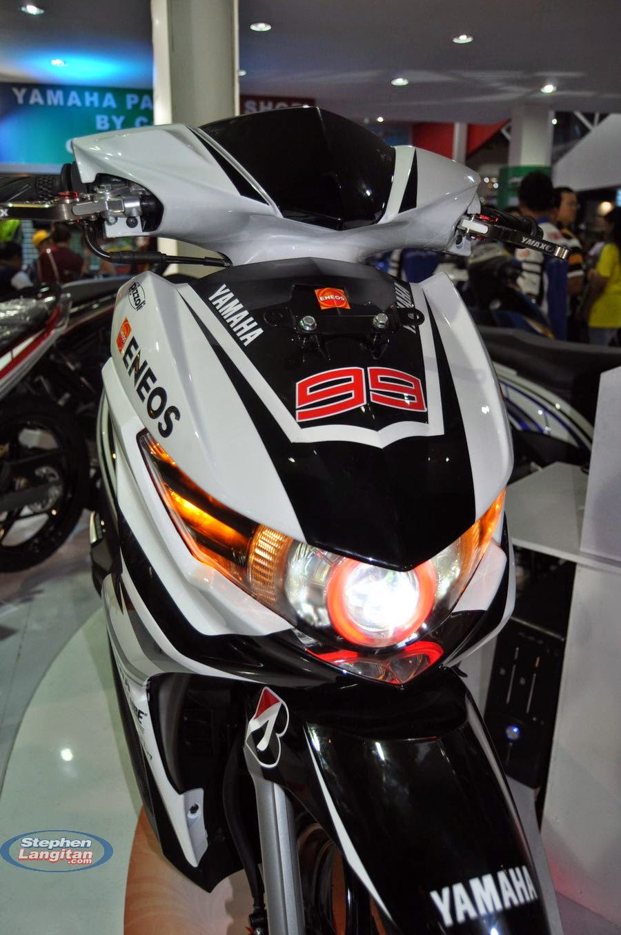 modifikasi soul gt street