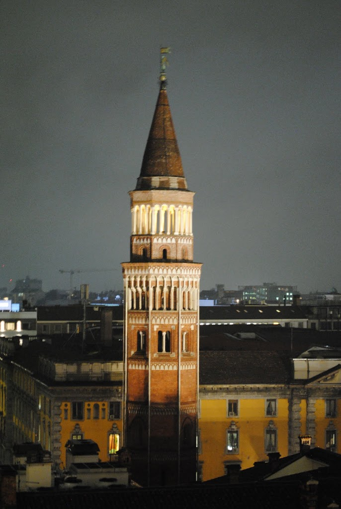 My Photos: Milan -- City Scenes
