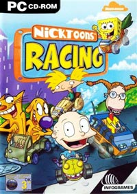 Nicktoons Racing - Review By Julio Estrada
