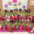 Triangle Day Celebration by Playgroup Evening Section at Witty World, Chikoowadi(2018-19)