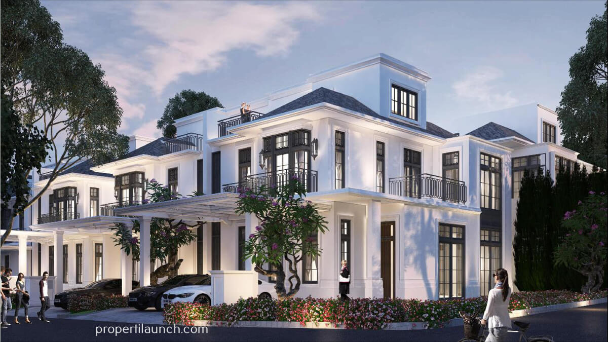Rumah Rosewood Golf Residence Summarecon Bogor