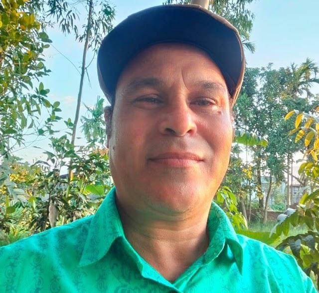 বাবাকে মনে পড়ে,মগ্ন দ্বিপ্রহরে:জিল্লুর রহমান প্রামানিক