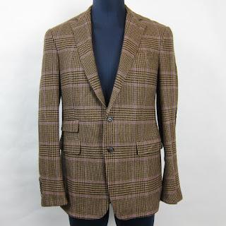 Ralph Lauren Purple Label Cashmere 2 Button Blazer