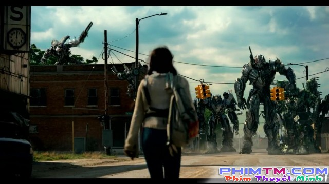 Xem Phim Robot Đại Chiến 5: Hiệp Sĩ Cuối Cùng - Transformers: The Last Knight - phimtm.com - Ảnh 3