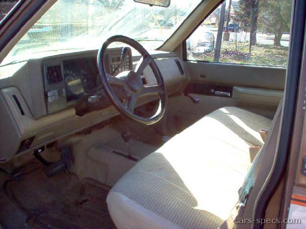 1996 Chevrolet C K 2500 Series Regular Cab Specifications Pictures Prices