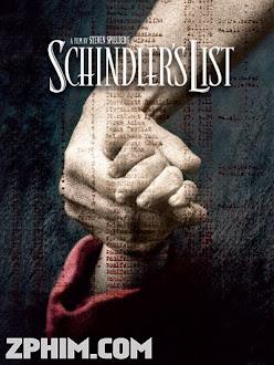 Bản Danh Sách Của Schindler - Schindler's List (1993) Poster
