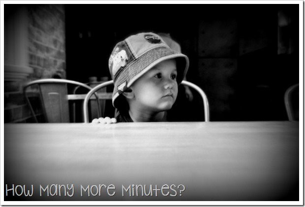 Random Cuteness | How Many More Minutes