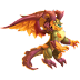 Dragón Rey del Bosque | King Forest Spirit Dragon