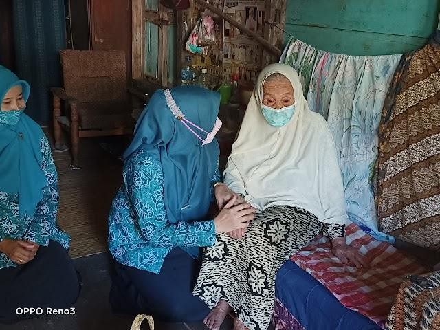 HLUN ke-25, Abdul Hadi Bersama Sri Huriyati Ajak Warga Perhatikan Lansia