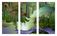 """The """"Forest Fog"""" piece from the """"2008"""" collection"""
