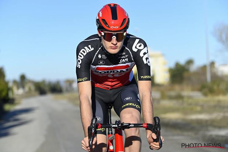 "Lotto Soudal stelt neoprof voor die al top vijf reed in Baby Giro: ""Ultieme droom ooit rit te winnen in de Giro"""