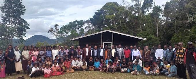 Resmi! Hengky Yikwa Dilantik Sebagai Ketua Panitia Konferensi Ke III Pemuda Baptis West Papua