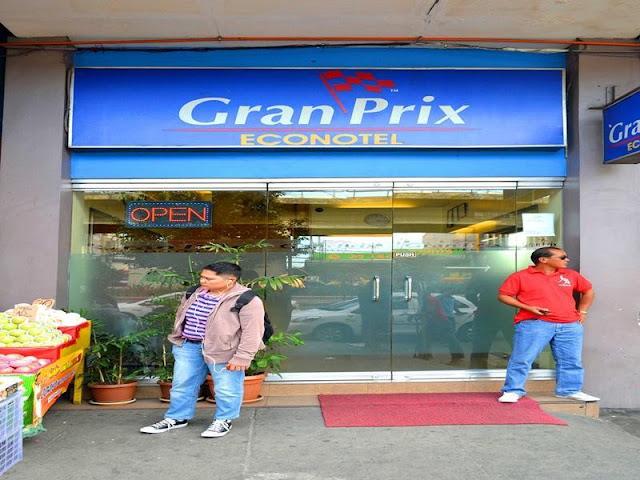 Gran Prix Econotel Cubao