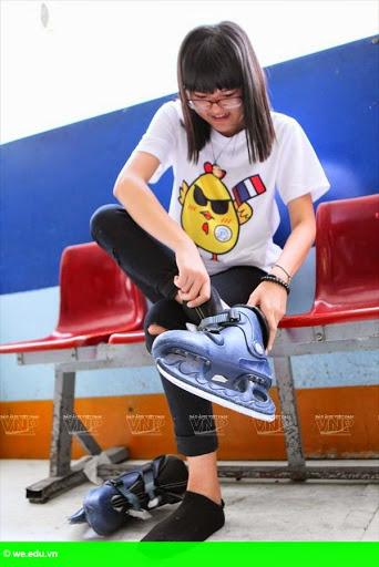 Hình 2: Trượt băng nghệ thuật Việt Nam Funclub - điểm đến thú vị của giới trẻ