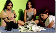 Donne con i soldi