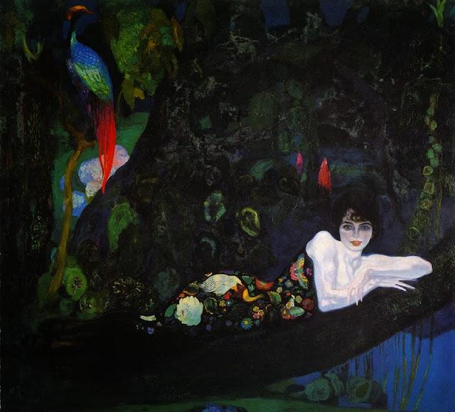 Hermen Anglada-Camarasa - Sonia de Klamey