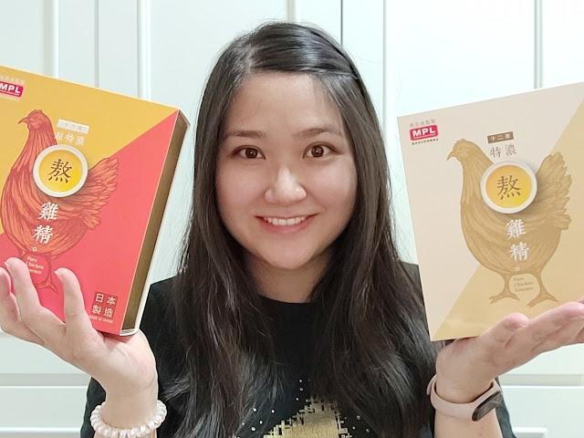 【懷孕】市場上唯一全日本製的雞精品牌|馬百良|熬雞精