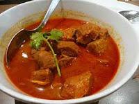 Kari atau kare kambing merupakan variasi lainnya dari masakan olahan daging kambing enak  RESEP KARI KAMBING ENAK