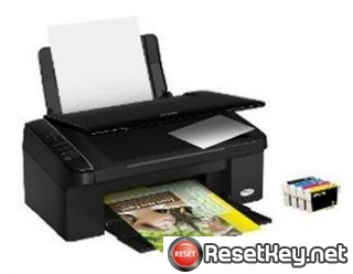 Reset Epson SX115 Waste Ink Counter overflow error