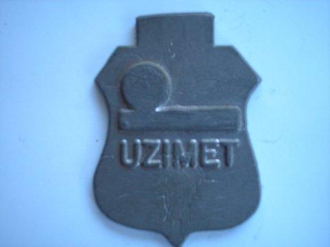 Naam: UzimetPlaats: RijswijkJaartal: 1990