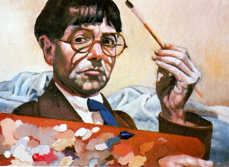 Stanley Spencer - Self-Portrait, 1939