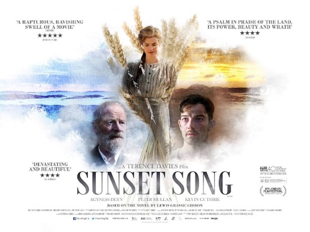 Ένα Τραγούδι για το Ηλιοβασίλεμα (Sunset Song) Wallpaper