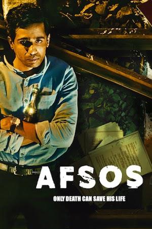 Poster Of Afsos Season 01 2020 Watch Online Free Download