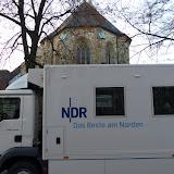 Rundfunkgottesdienst Aufbau und Probe 03.12.2016