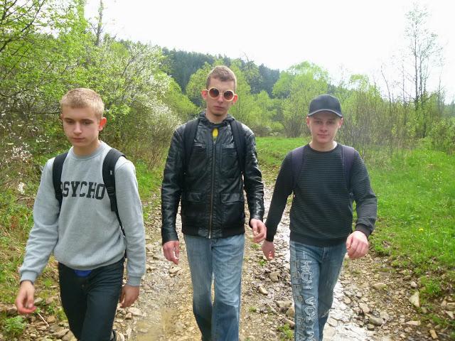 Zajęcia terenowe Źródliska Wisłoki - P1120916.JPG