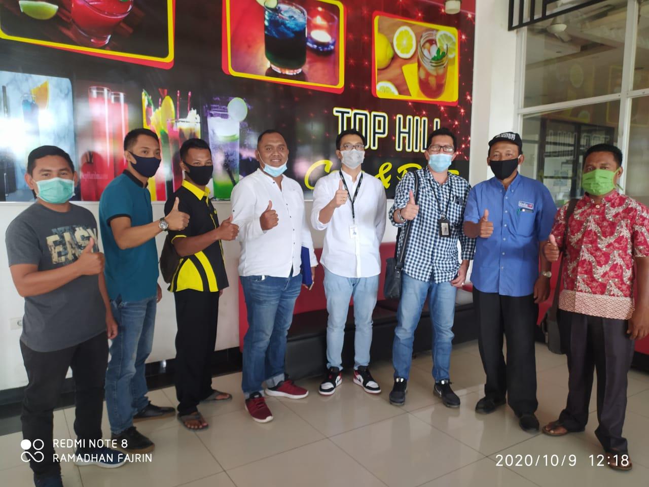 Rayakan HUT ke 22, Agen E-warong Batubara Beri Apresiasi Bank Mandiri