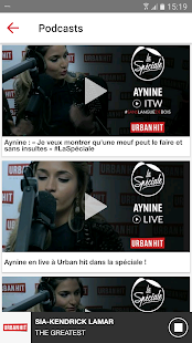 Urban Hit – Vignette de la capture d'écran