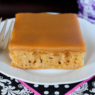 The Best Peanut Butter Sheet Cake