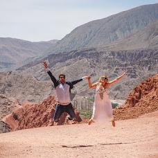 Wedding photographer Silvina Alfonso (silvinaalfonso). Photo of 16.04.2018