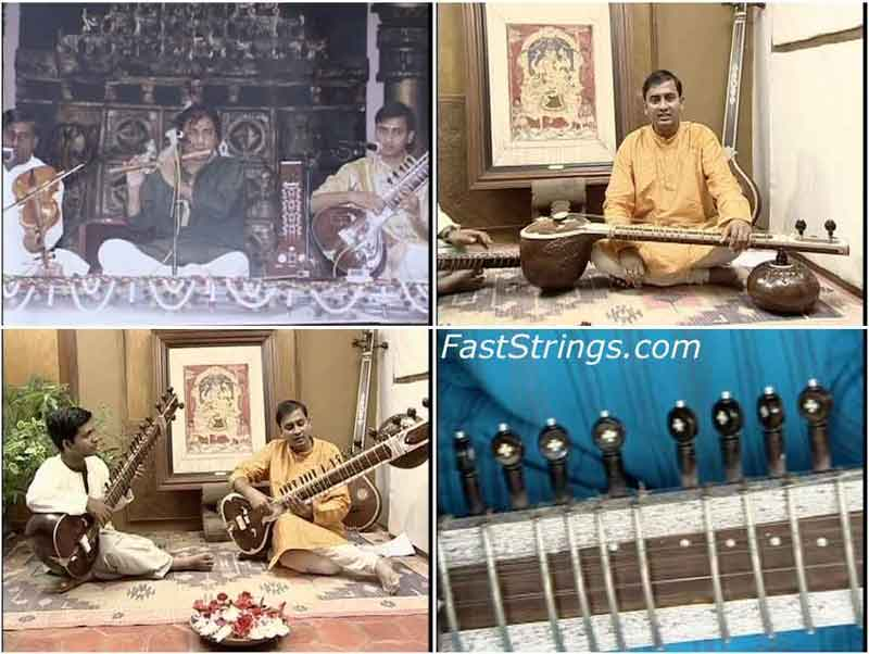 B. Sivaramakrishna Rao - Learn To Play Sitar