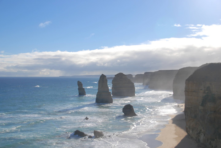 Twelve Apostles @Great Ocean Road