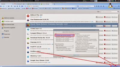 Firefox Statusleiste wiederherstellen | Didis Blogazo