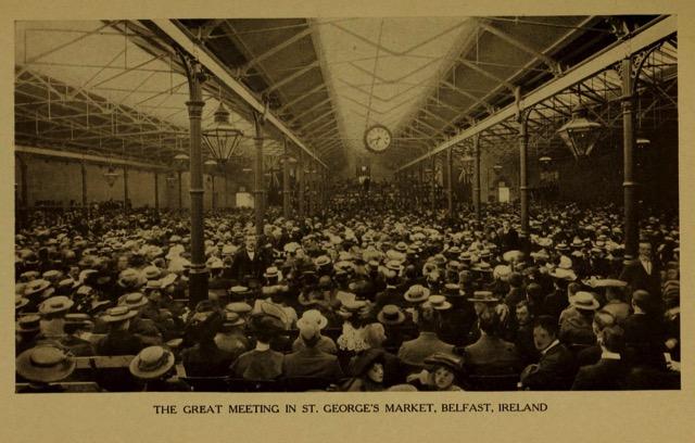 Chapman Alexander Meeting Belfast 1903
