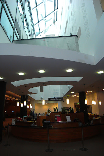 Boole Library Atrium photo