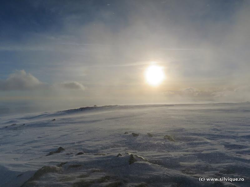2015.12.12 - Iezer - Creasta pe schiuri solitar