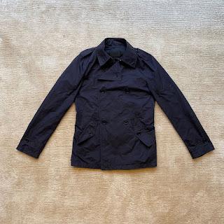 Prada Double-Breasted Jacket