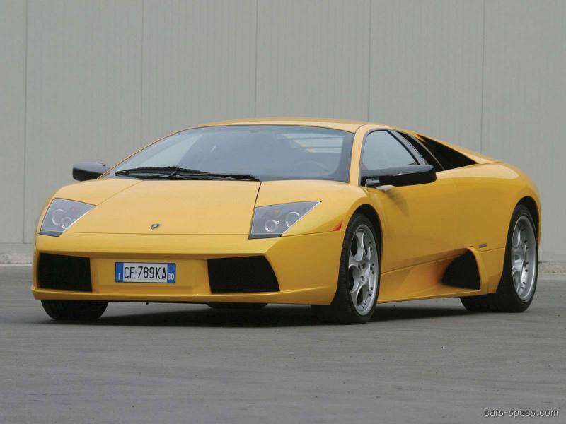 2002 Lamborghini Murcielago Coupe Specifications Pictures Prices