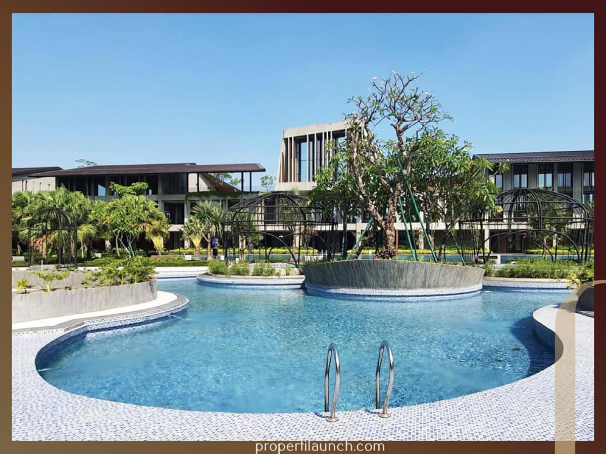 Quantis Club BSD Swimming Pool