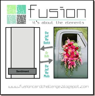 Fusion truck bouquet