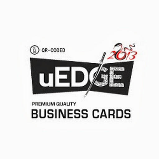 QR Code Demo for uEDGE Business Cards