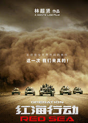Operation Red Sea China Movie