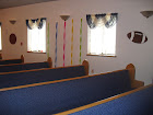VBS Sports Theme Sanctuary Wall