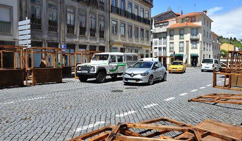 AVISO - Feira Medieval altera circulação automóvel na zona alta da cidade