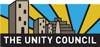 Logo for The Unity Council.