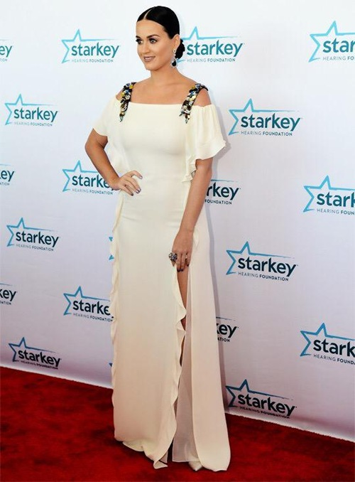 Katy Perry-starkey gala