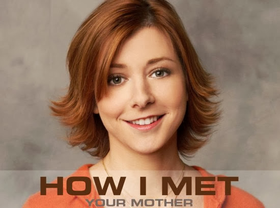Alyson Hannigan from the American Pie series plays the role of the bubbly Lily Aldrin in How I Met Your Mother